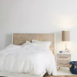 Carved Thalia Bed | Anthropologie (US)