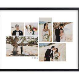 Wedding Moments Landscape   Minted