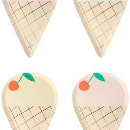 Meri Meri Ice Cream Plates   Amazon (US)