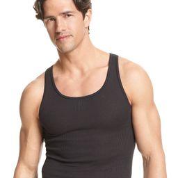 Men's Underwear, Tagless Tank Top 4 Pack   Macys (US)