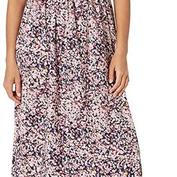 Amazon Brand - Goodthreads Women's Georgette Smock-Back Cami Maxi Dress | Amazon (US)