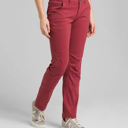 prAna Women's Casual Pants Rusted - Rusted Roof Halle Short Straight-Leg Pants - Women   Zulily