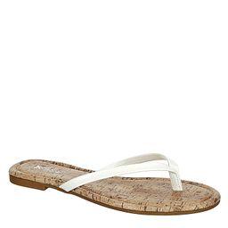 Xappeal Womens Michelle Flip Flop Sandal - White | Rack Room Shoes