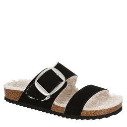 Bjorndal Womens Caden Footbed Sandal - Black | Rack Room Shoes
