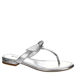 Xappeal Womens Luxe Flip Flop Sandal - Silver | Rack Room Shoes