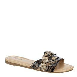 Xappeal Womens Maddy Slide Sandal - Snake | Rack Room Shoes