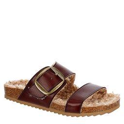 Bjorndal Womens Caden Footbed Sandal - Brown | Rack Room Shoes