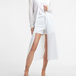 Long Open Stitch Duster Cardigan | Express