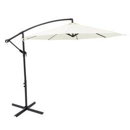 Frith 120'' Cantilever Umbrella   Wayfair North America