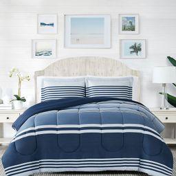 Pem America Cole Stripe 2-Pc. Twin Comforter Mini Set, Created for Macy's & Reviews - Comforter S...   Macys (US)