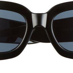 Rectangular Sunglasses   Nordstrom