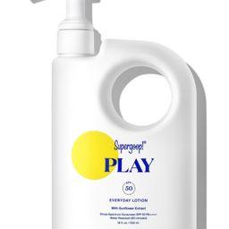 PLAY Everyday Lotion SPF 50 - Supergoop!   Supergoop