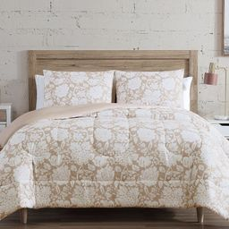 Hallmart Collectibles Orena 2-Pc. Reversible Twin Comforter Set & Reviews - Comforter Sets - Bed ...   Macys (US)