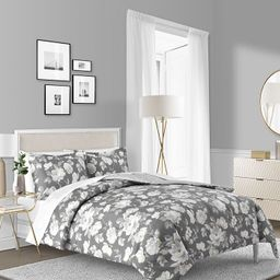 Sunham Alisa 2-Pc. Reversible Floral Twin Comforter Set, Created for Macy's  & Reviews - Comforte...   Macys (US)