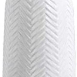 Ceramic Vases,White Ceramic Vase,Vase Pottery Vase Handmade Cute Flower Vase for Home Décor (Lar... | Amazon (US)