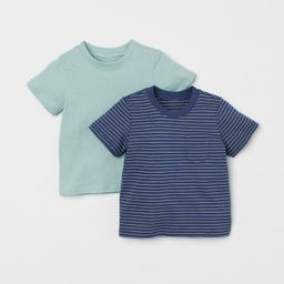 T-shirt in soft, organic cotton jersey. | H&M (US)