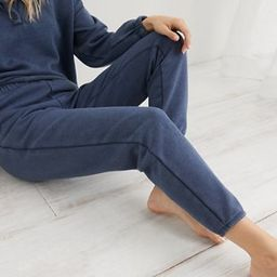 Aerie Real Good Fleece-Of-Mind High Waisted Jogger   American Eagle Outfitters (US & CA)