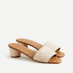 Carrie Forbes X J.Crew Bou sandals   J.Crew US