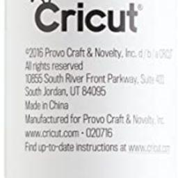 Cricut Vinyl Transfer Tape 12X120, 12x120-Inches, Clear | Amazon (US)
