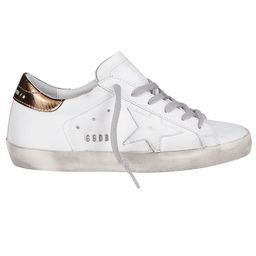 Golden Goose Deluxe Brand SuperStar Lace-Up Sneakers | Cettire Global