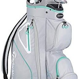 TaylorMade Golf Kalea Complete Golf Set (Dr, 3FW, 5FW, 5H, 6H, 7-PW, SW, Putter, Bag) | Amazon (US)