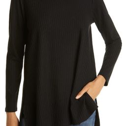 Ribbed Organic Cotton Tunic   Nordstrom