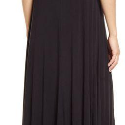 Drapey Sleeveless Midi Dress | Nordstrom