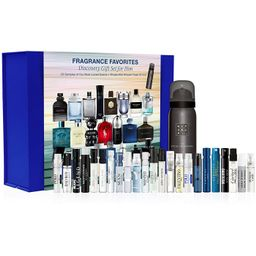 23-Pc. Fragrance Favorites Discovery Sampler Gift Set For Him, Created for Macy's   Macys (US)