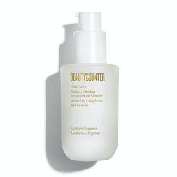 Hand Savior Radiance Boosting Serum + Hand Sanitizer   Beautycounter.com