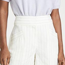 Linen Blend Shorts | Shopbop