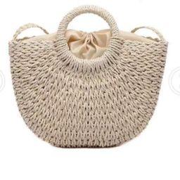 Small Straw Weave Handbag with Detachable Strap , Crossbody Bag,Tote Bag, Beach, Pool, Spring, Su... | Etsy (AU)