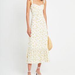 Toile de Jouy Dress | Few Moda