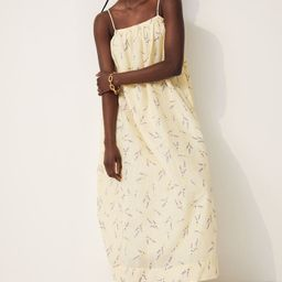 Linen-blend Dress | H&M (US)
