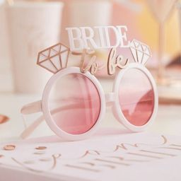 Bride to Be Glasses   Etsy (US)