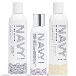 The Bowline Kit   NAVY Hair Care