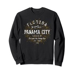 Retro Vintage Panama City Beach Sweatshirt | Amazon (US)