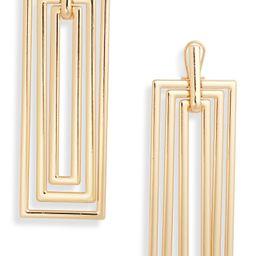 Rectangular Statement Earrings | Nordstrom