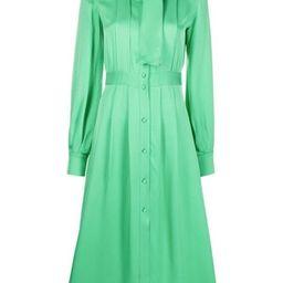 houndstooth-print shirt dress   Farfetch (US)