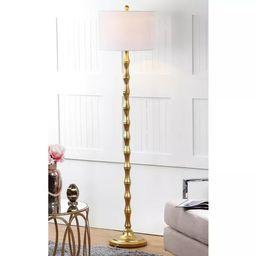 Aurelia Floor Lamp - Antique Gold - Safavieh | Target