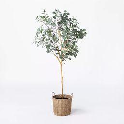 Faux Eucalyptus Tree - Threshold™ designed with Studio McGee | Target
