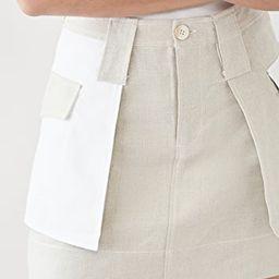 Linen Skirt | Shopbop