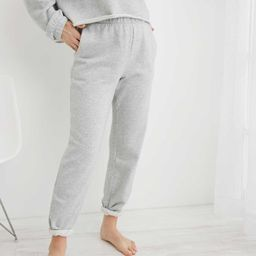 Aerie Real Good Fleece-Of-Mind High Waisted Jogger | American Eagle Outfitters (US & CA)