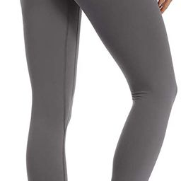 HeyNuts Hawthorn Athletic Women's Essential High Waisted Yoga Pants Active Ankle Legging-25''   Amazon (US)