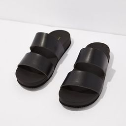 AE Double Band Sandal | American Eagle Outfitters (US & CA)