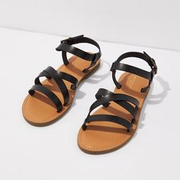 AE Strappy Sandal | American Eagle Outfitters (US & CA)