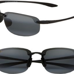 Ho'okipa PolarizedPlus®2 63mm Rectangle Sunglasses   Nordstrom