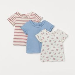 Natural white/floral | H&M (US)