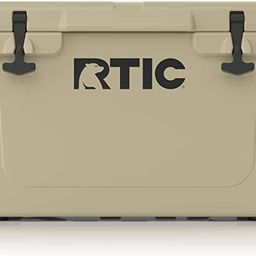 RTIC Hard Cooler, Ice Chest with Heavy Duty Rubber Latches, 3 Inch Insulated Walls   Amazon (US)