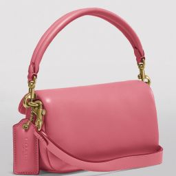 Leather Covered Pillow Tabby Shoulder Bag | Harrods
