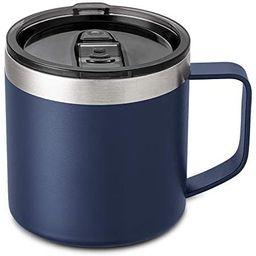Lafaso 14 oz Coffee Mug Cup with Handle,Vacuum Insulated Coffee Mug with Sliding Lid, Double Wall...   Amazon (US)